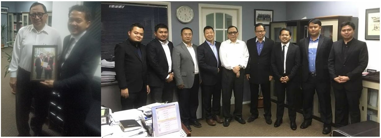 China Looking at Potential Partnership for Infrastructure and Tourism Investment in Sarawak