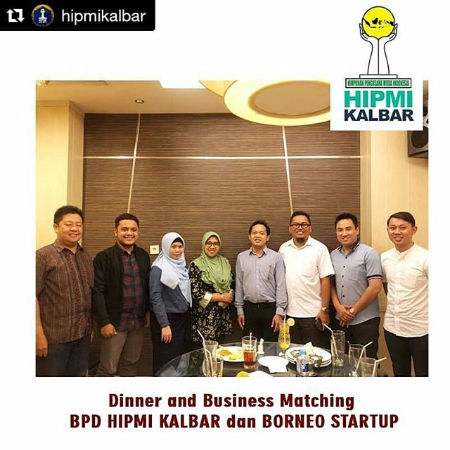 StartUp Borneo and HIPMI KALBAR Strengthen Cooperation For Startup Community Empowerment in Borneo