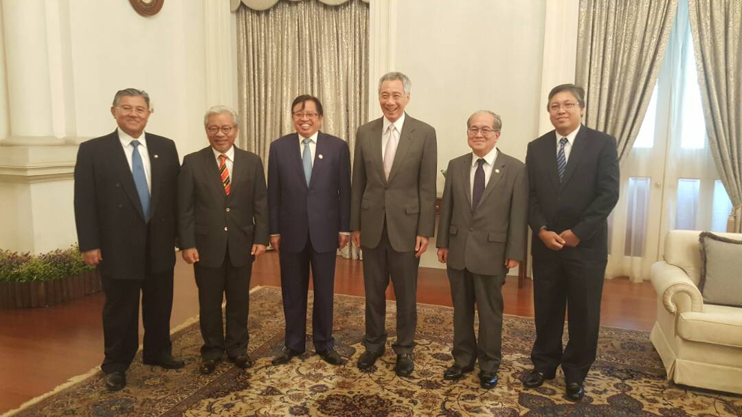 Sarawak, Singapore Ink MOU For Mobile Digital Payment Collaboration