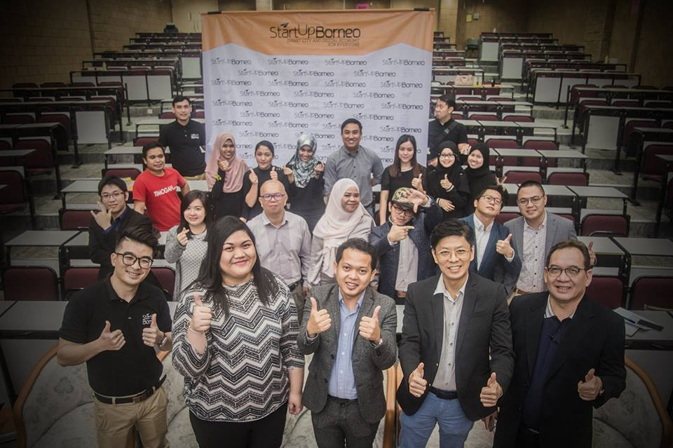 1st StartUp Borneo Pre-Pitching Hosted at International College of Advanced Technology Sarawak