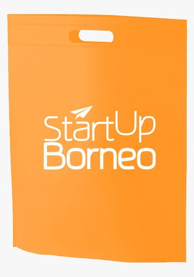 [MERCHANDISE]StartUp Borneo Souvenir Bag