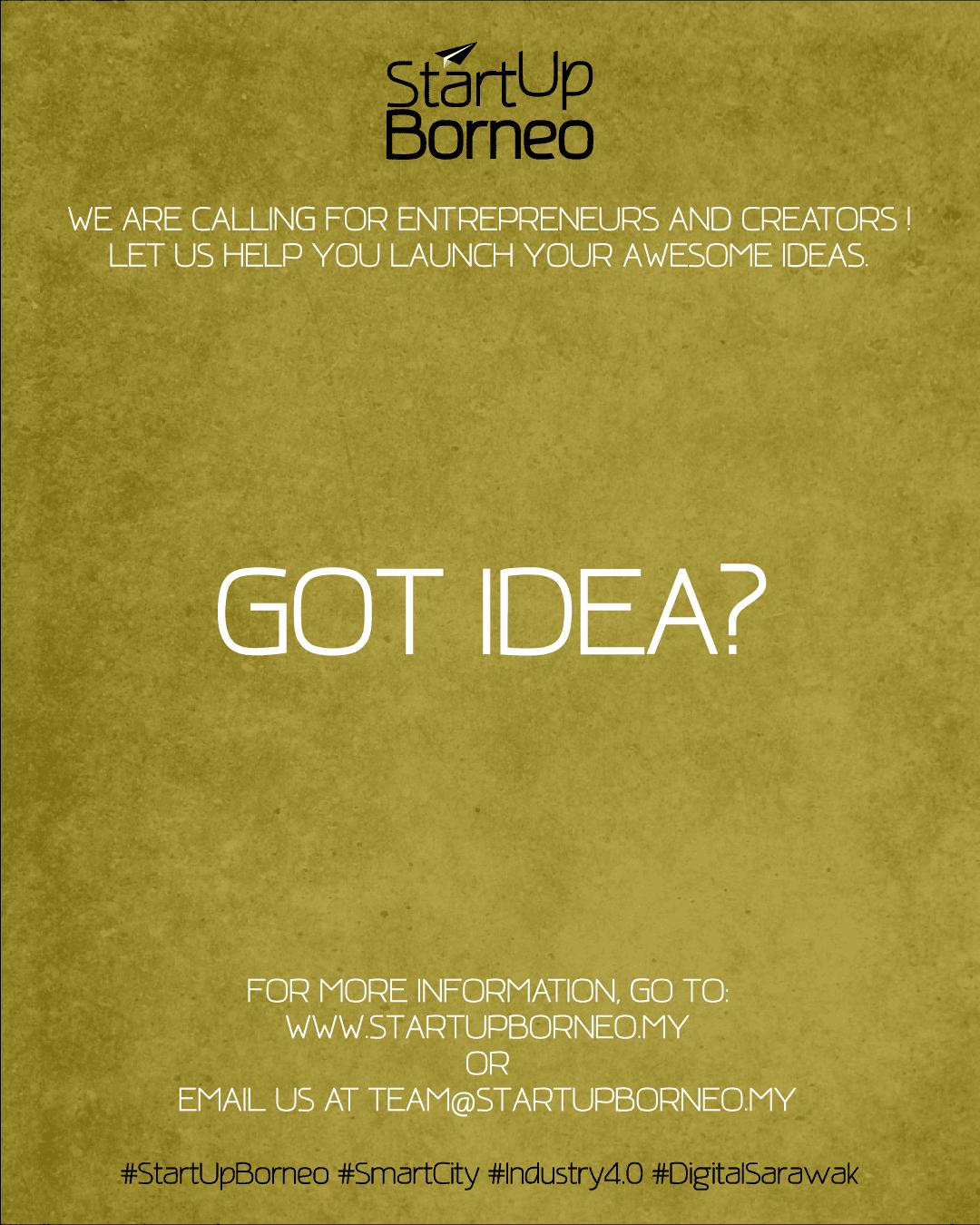 [Poster]Got Idea?