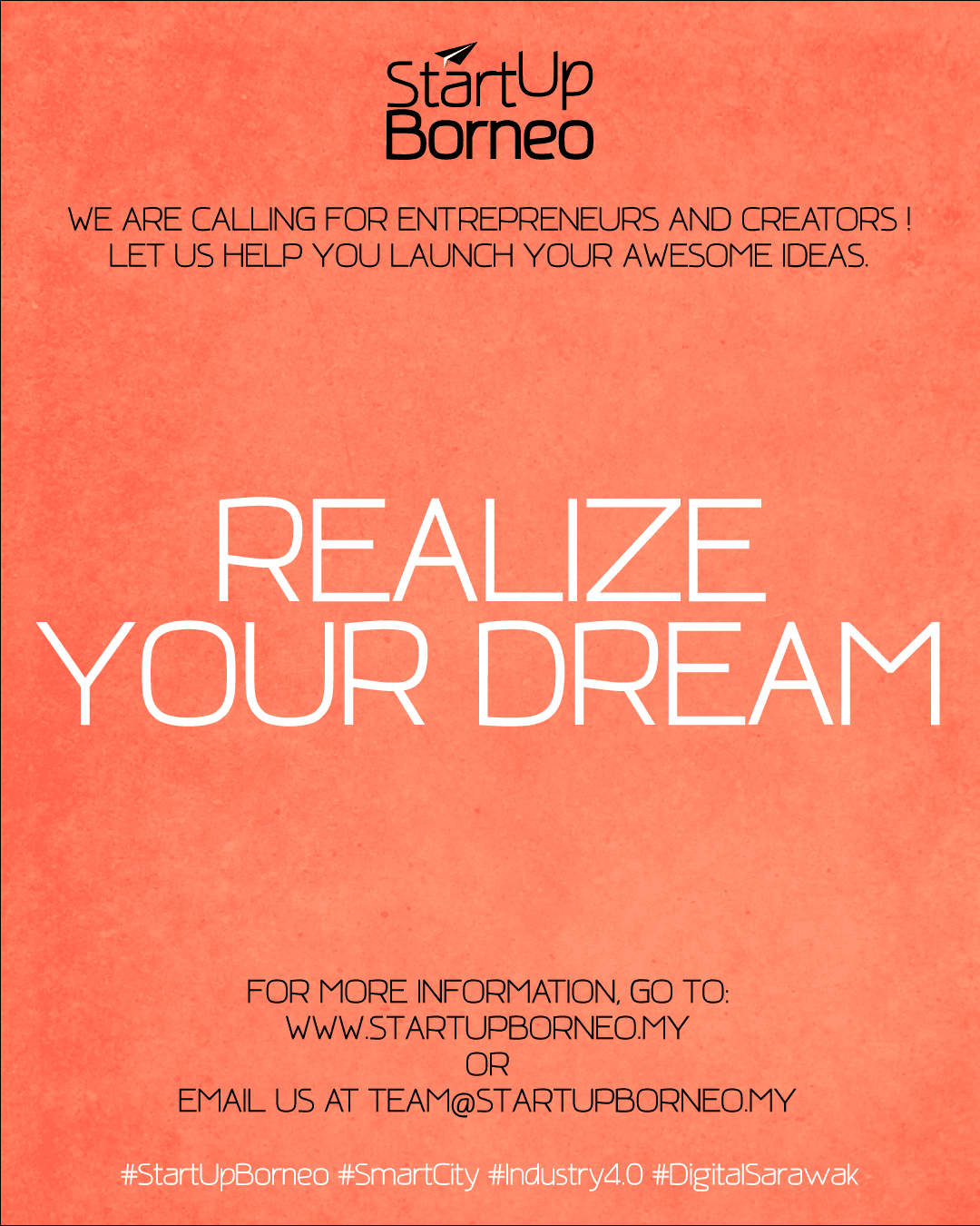 [Poster]Realize Your Dream