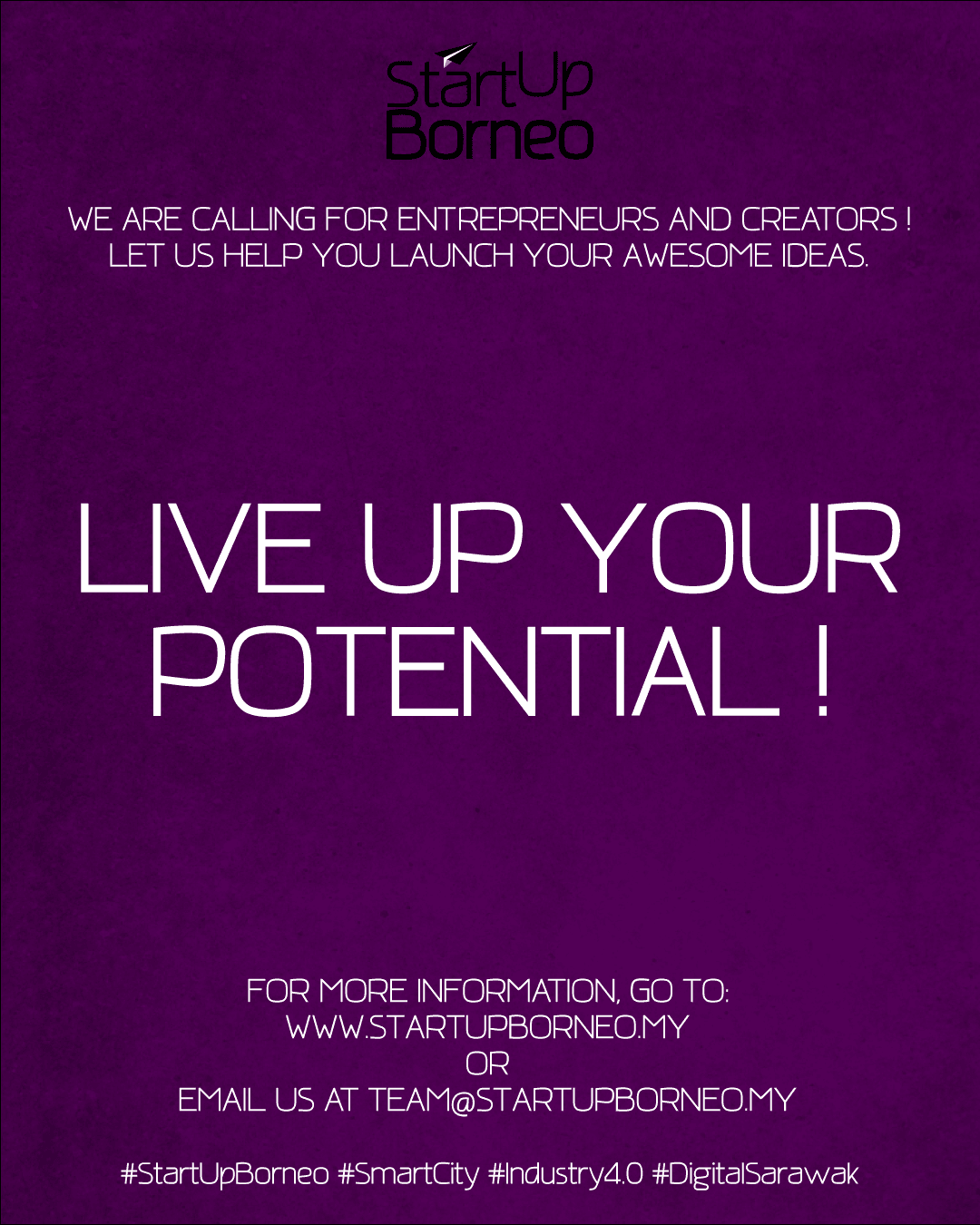 [Poster]Live Up Your Potential