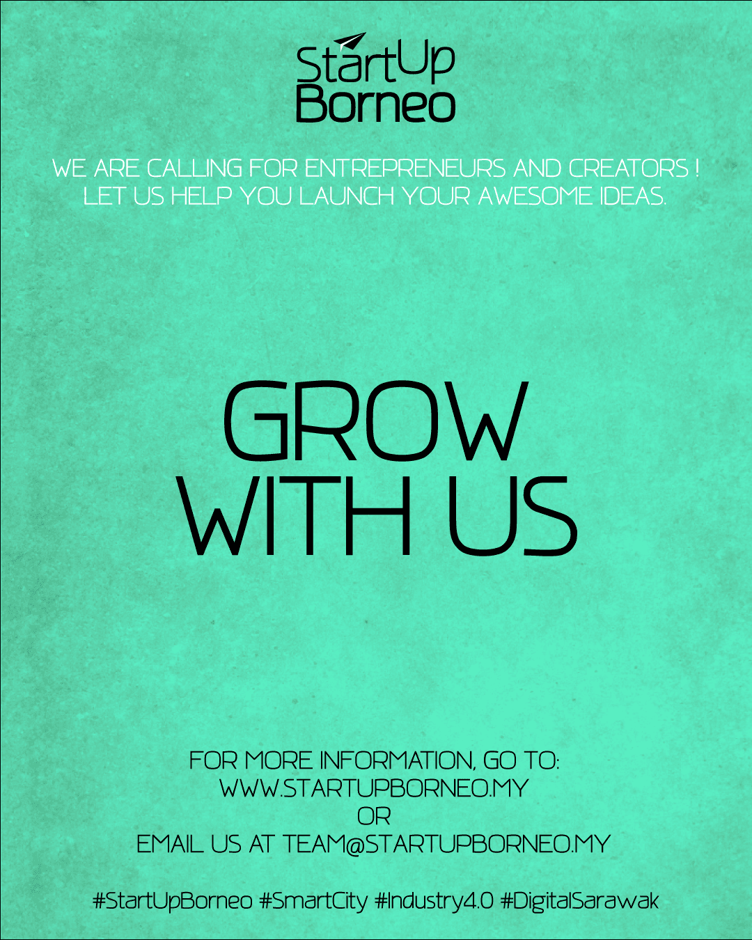 [Poster]Grow With Us
