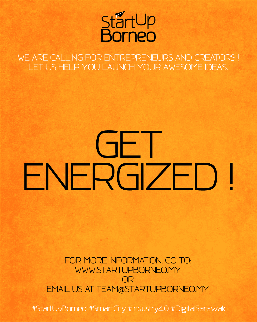 [Poster]Get Energized!