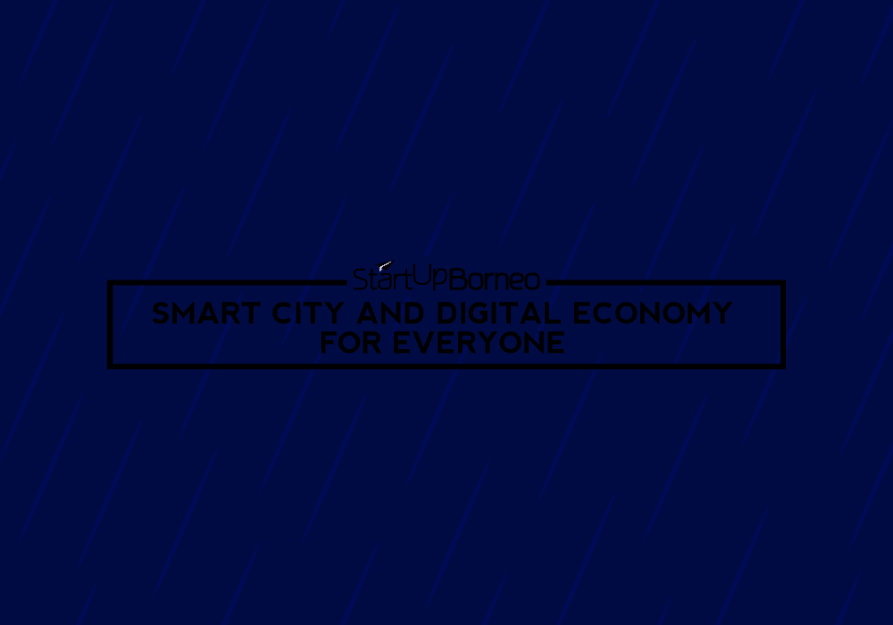 [Poster]Smart City And Digital Economy For Everyone
