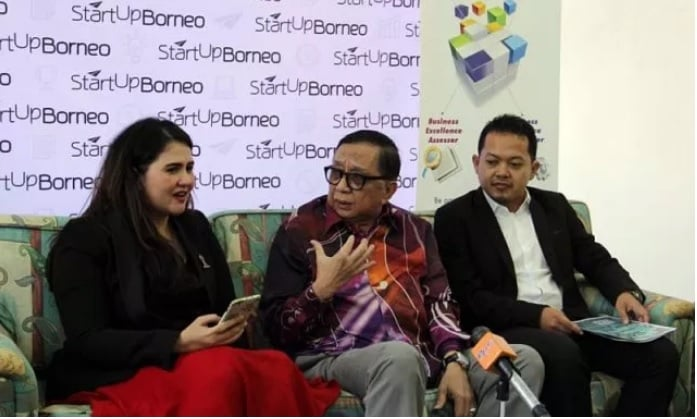 Sarawak, West Kalimantan Youths Jointly Explore Tech, e-Commerce Opportunities