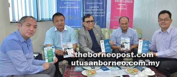 'Sarawak CMIEA this year receives good response'