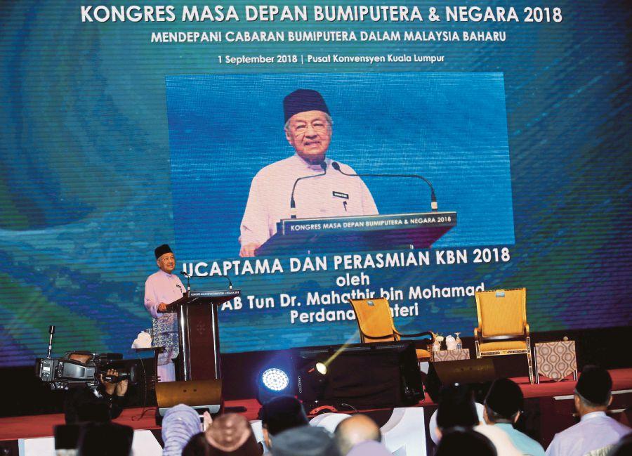 Sabah, Sarawak To Get Same Benefits As Peninsular, says Dr M