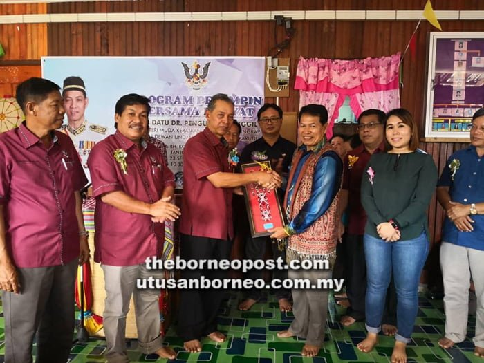 Be more united in supporting GPS — Penguang