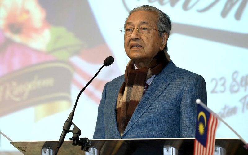 3rd national car project: Private sector will have to do it, says Dr M