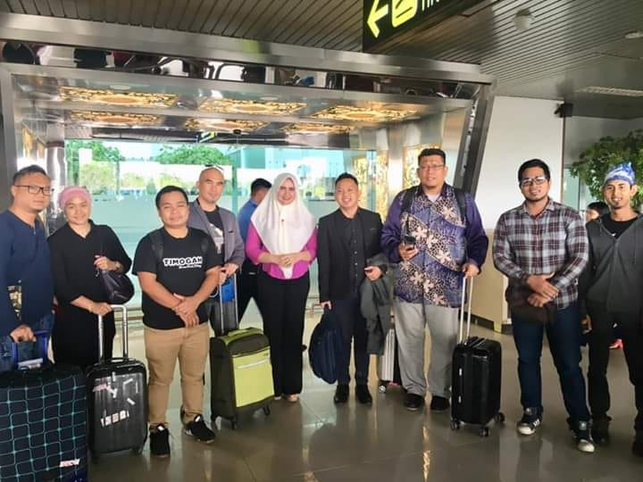 Salam TIMOGAH dari Pontianak, Indonesia