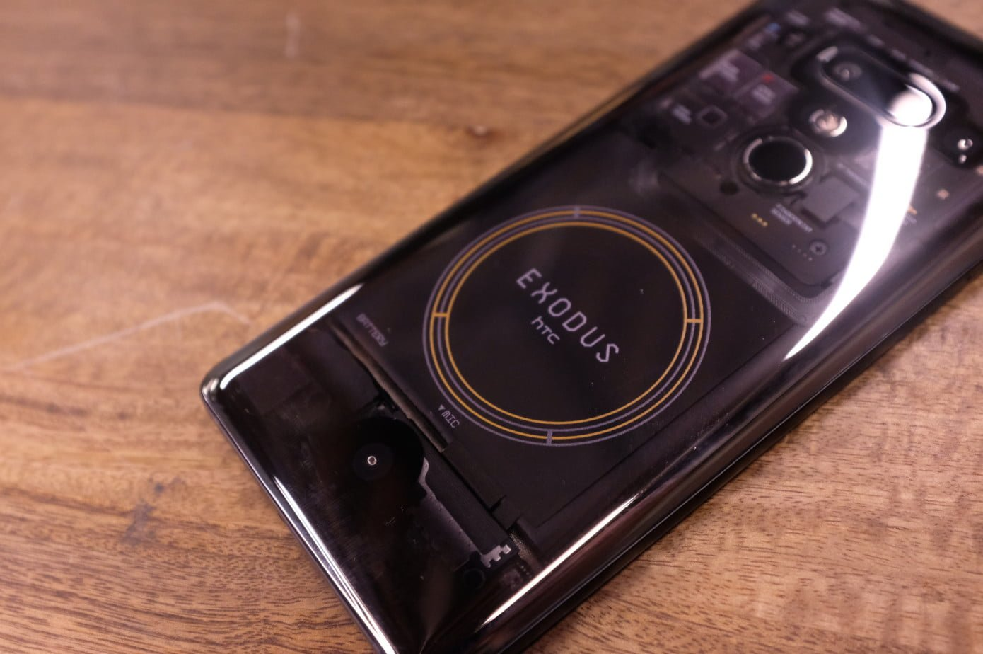 HTC's blockchain phone can now be purchased with fiat currency