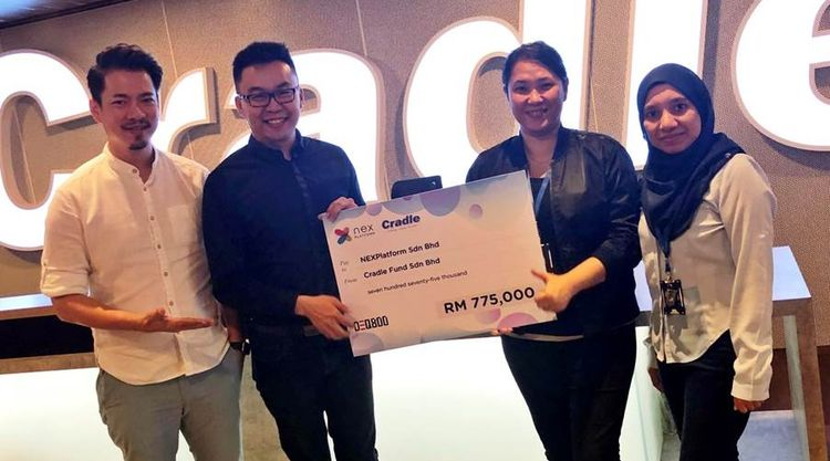 Malaysia's proptech startup NEXPlatform raises $189K from Cradle Fund