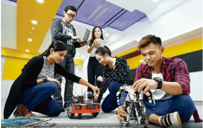 Jobs of the future: Top five emerging careers