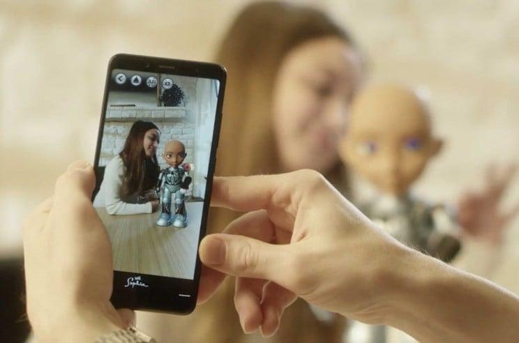 Hanson Robotics' Little Sophia Teaches STEM, Robotics, AI to Children