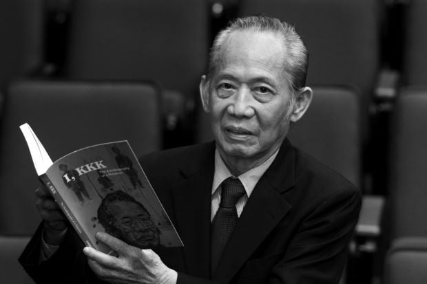 Historian Khoo Kay Kim, 82, passes on from lung failure