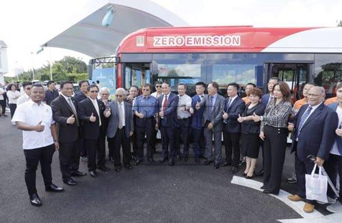 Sarawak lancar loji dan stesen hidrogen pertama di Asia Tenggara