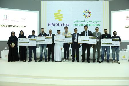 AIM Startup 2019 announces five winners for the third edition