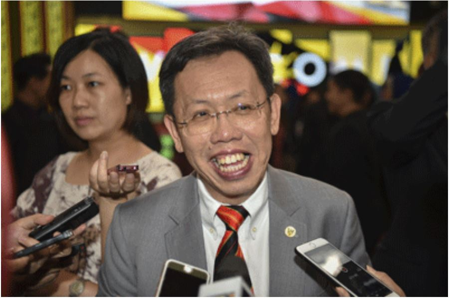 Dr Sim: S'wak govt will not allow state to become developed countries' rubbish bin