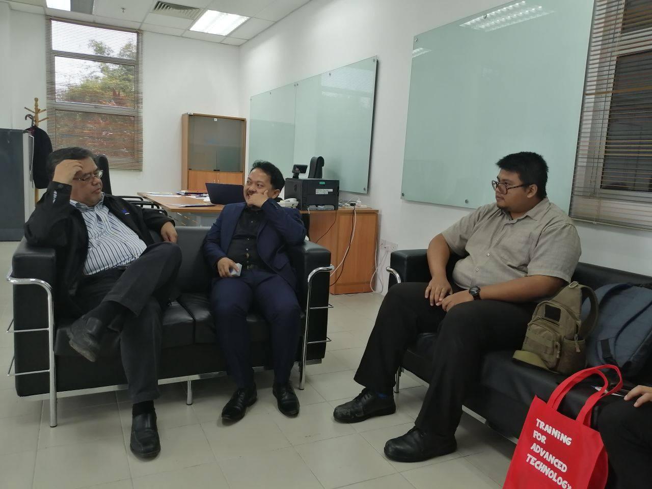 IAViC2019 Visit to GMI – German-Malaysian Institute