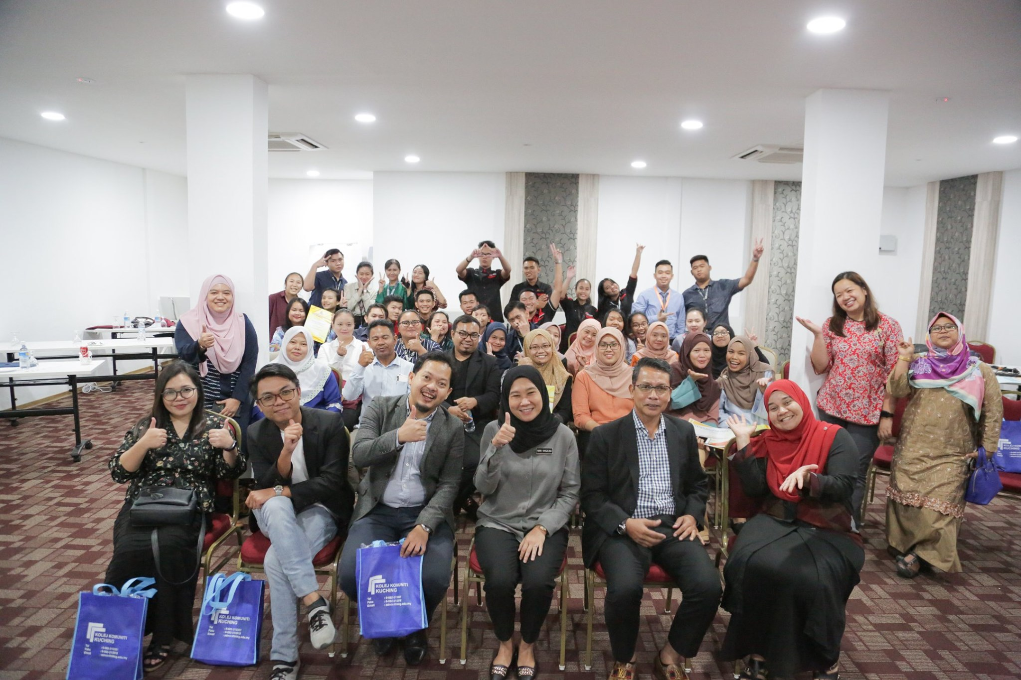Polytechnic & Community College Incubator Classroom (POLYCCIC) Peringkat Wilayah Sarawak