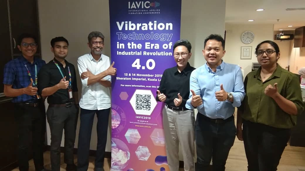 Visit to Institute of Materials, Malaysia (IMM) by IMM IAViC2019 Organising Committee