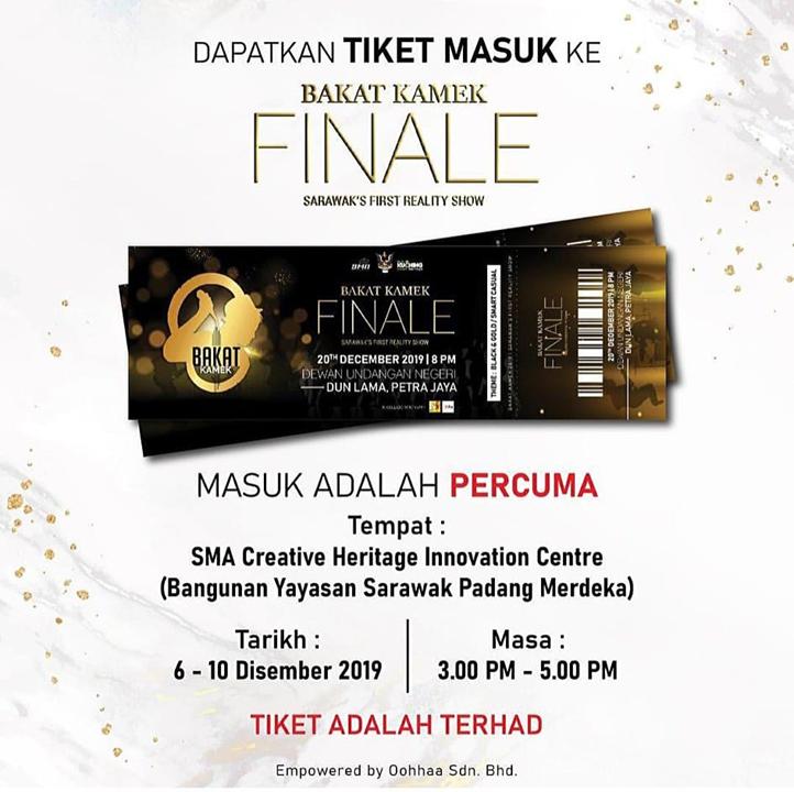 Konsert Akhir OKSHe Bakat Kamek 2019