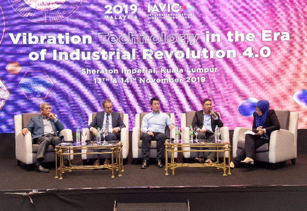 IAViC2019 Forum 1: Vibration Technology in the Era of Industrial Revolution 4.0