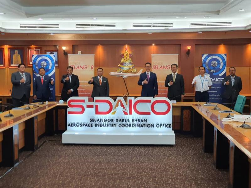Selangor establishes new coordination office for aerospace