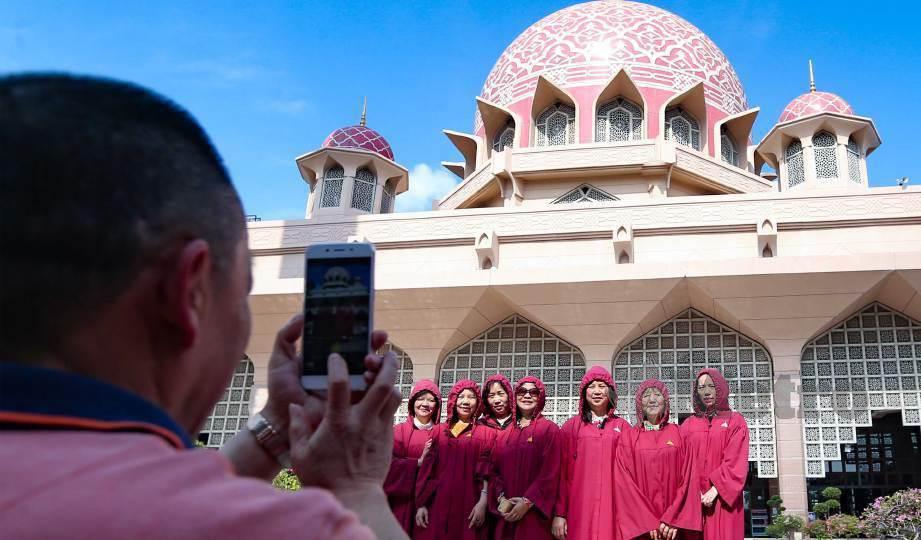 Malaysia destinasi pelancongan Islam
