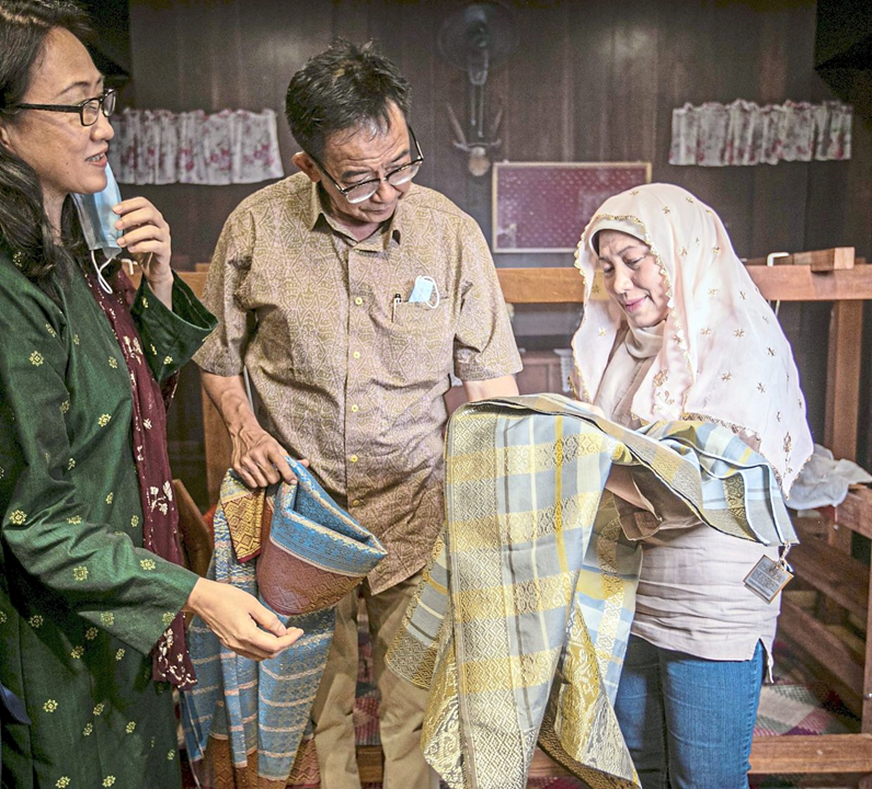 Nancy: Efforts will boost tourism and preserve songket and keringkam