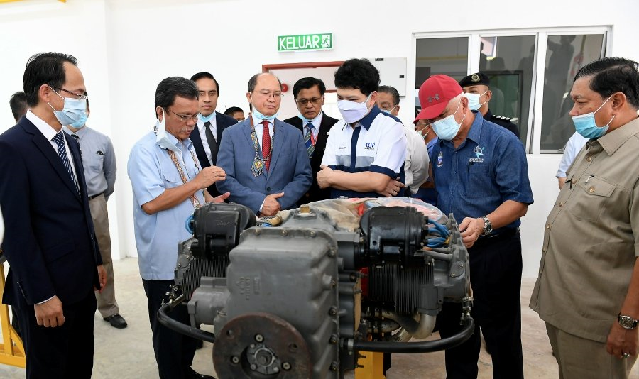 Sabah's only innovation and creativity centre on track to shape resilient community