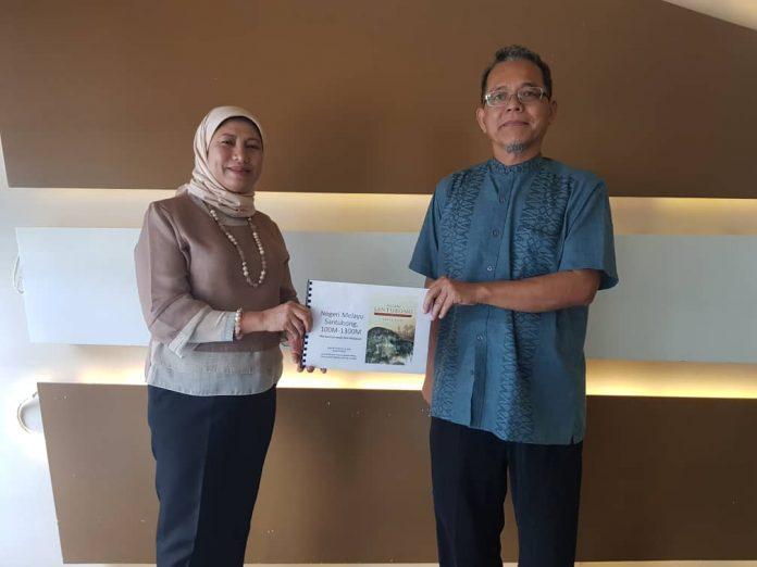 Nancy melantik Sanib sebagai Ahli Lembaga Penasihat Arkib Negara Malaysia