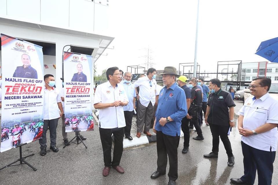 Bantuan Tekun Mobilepreneur sudah cecah RM10.95 juta – Wan Junaidi