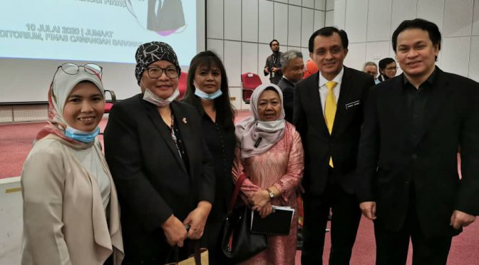 AZAM SARAWAK ATTENDS FINAS CREATIVE INDUSTRY STAKEHOLDERS SESSION