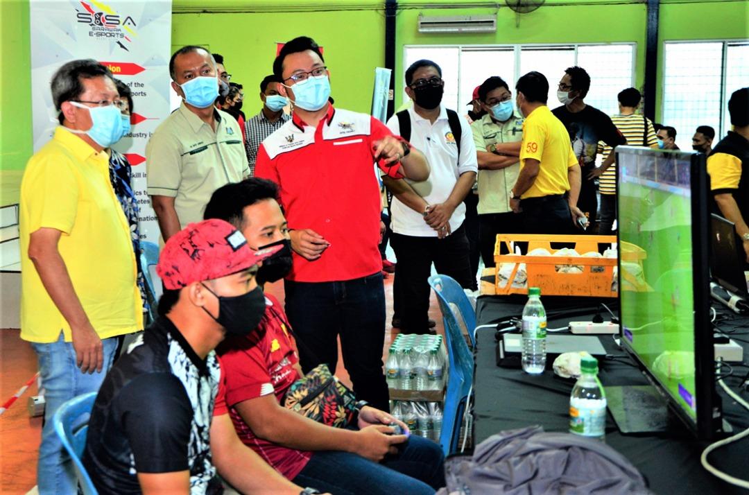 Upgrading of sport facilities in Batu Kawa
