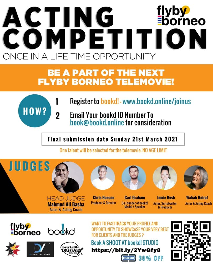 Acting Competition