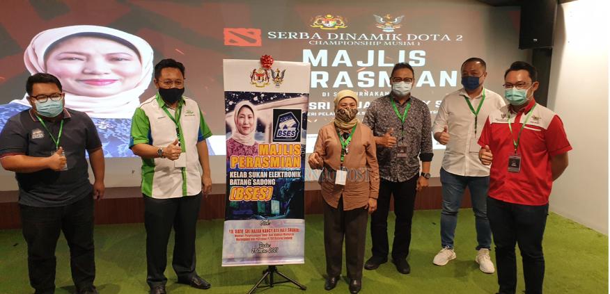 Nancy says Kota Samarahan can be developed as cyber city