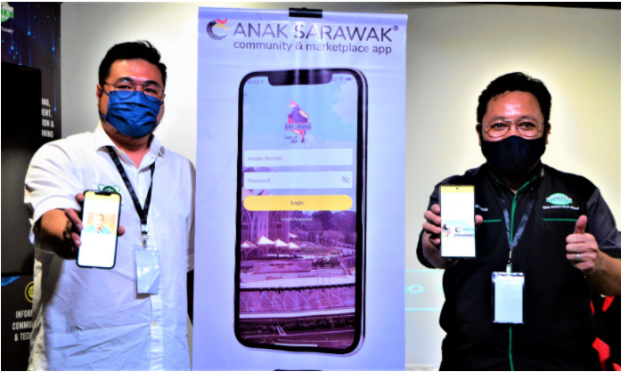 AnakSarawak community app to build a better community