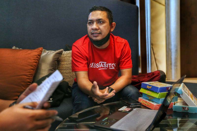 After 10 years, Malaysian Angkasawan Programme Member Awang Shahrizan is still aiming for Space.