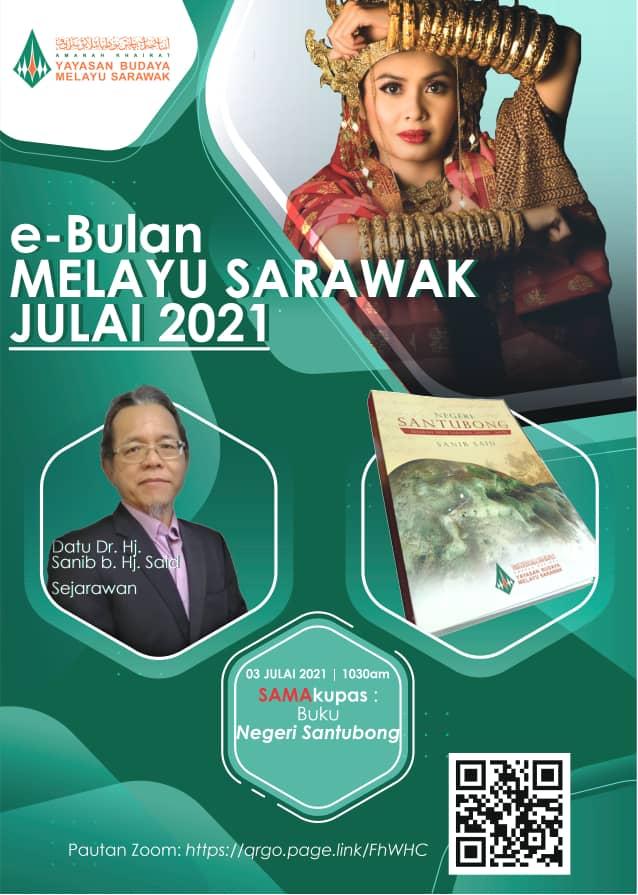SAMAkupas: Buku Negeri Santubong Jemput viralkan program kamek orang!