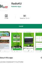 RadioKU App