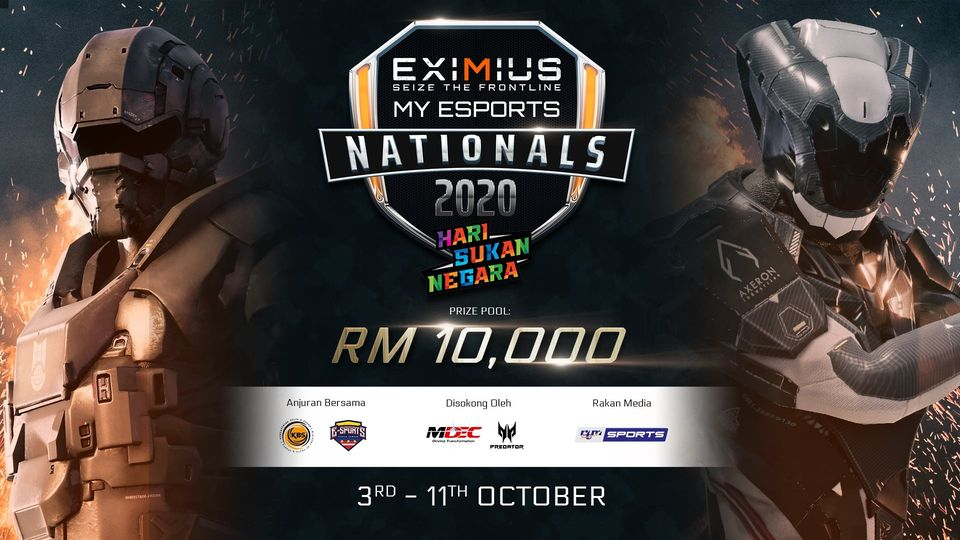 Today, SESA will be introducing a relatively new game 'EXIMIUS : Seize the Front…