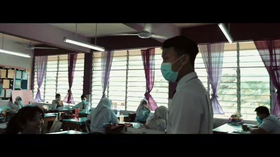 P u l a u : shoot for antibully video competition  Story by Clarabelle Anak Fran…