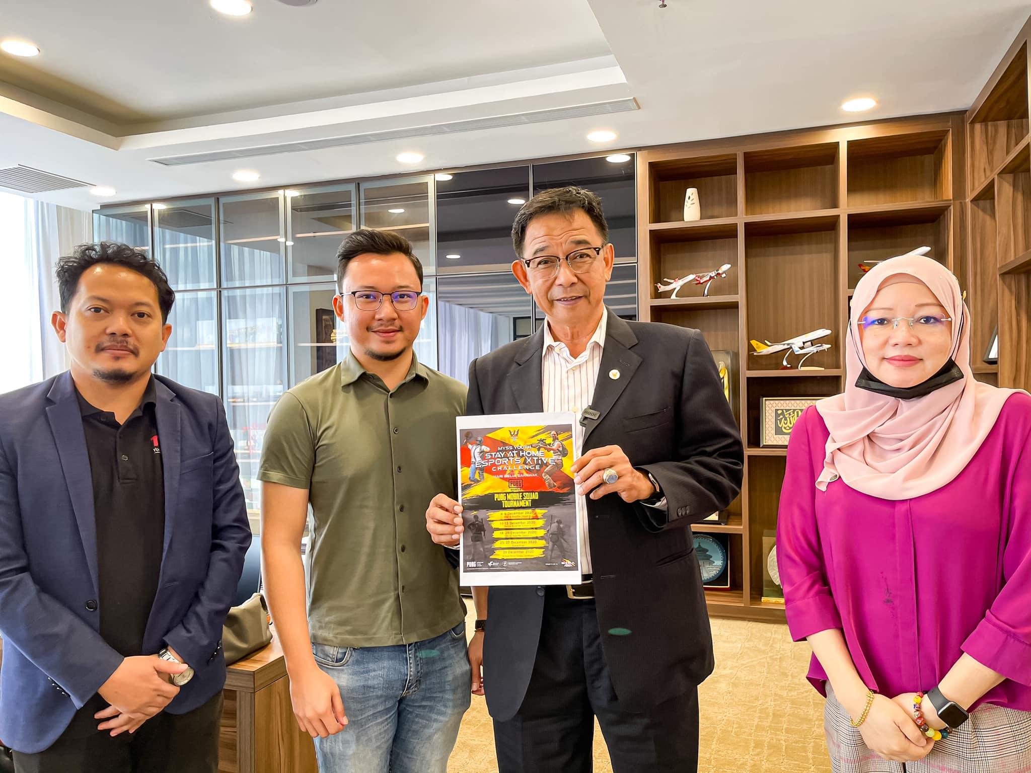 Berita baik untuk semua peminat PUBG MOBILE di Sarawak, bersempena dengan sambut…
