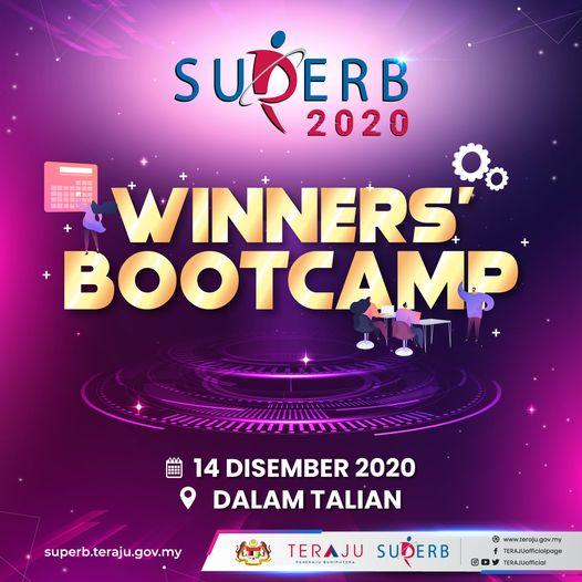 Salah satu manfaat memenangi program SUPERB, para pemenang akan dapat menghadiri…