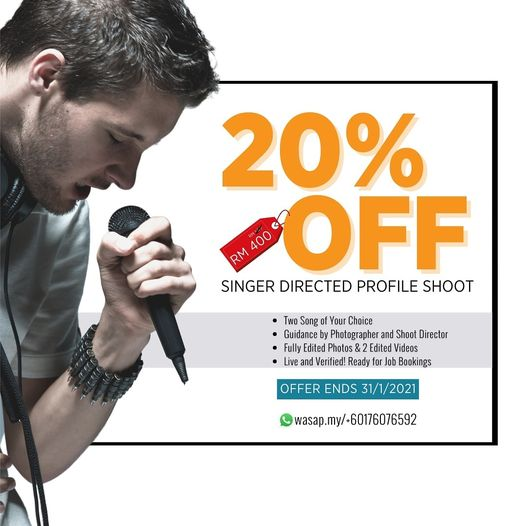 Are you a singer?  Do you want to get booked for jobs? Get your singing opportun…