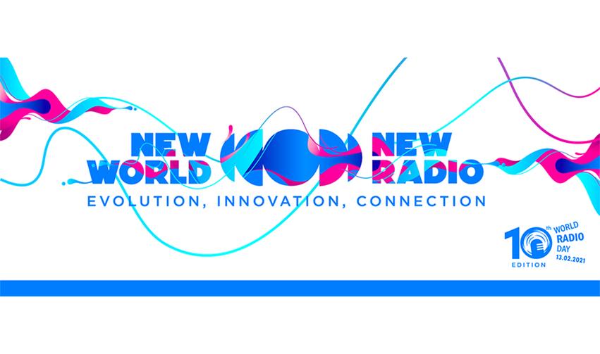 SELAMAT HARI RADIO SEDUNIA 2021 New World – New Radio Evolution Innovation …